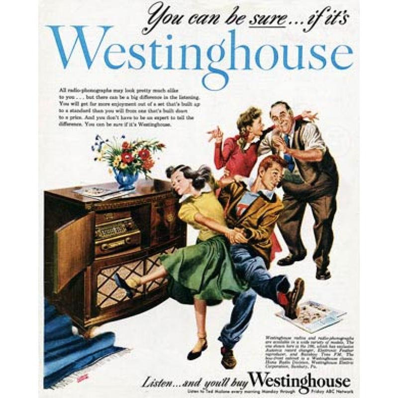 Westinghouse Jukebox
