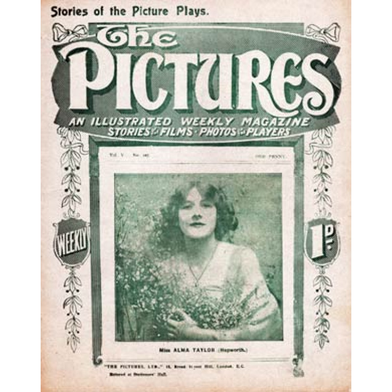 The Pictures, 25 October 1913