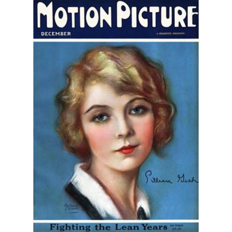 Motion Picture, Dec 1925, Lillian Gish