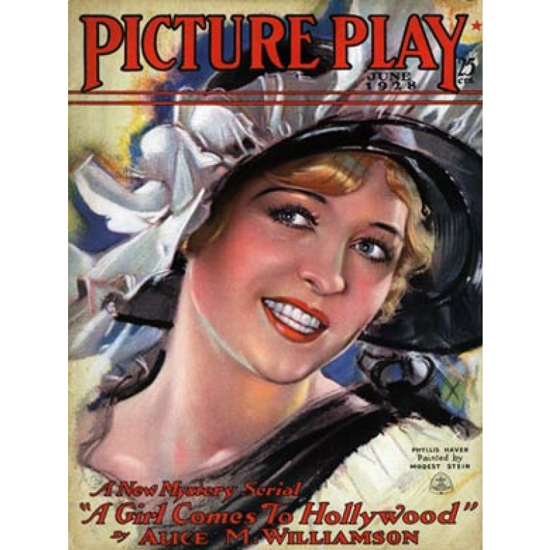 Picture Play, Jun 1928, Phyllis Haver