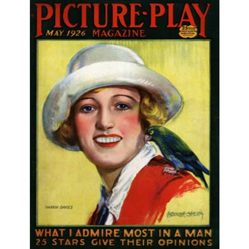 Picture Play, May 1926, Marion Davies