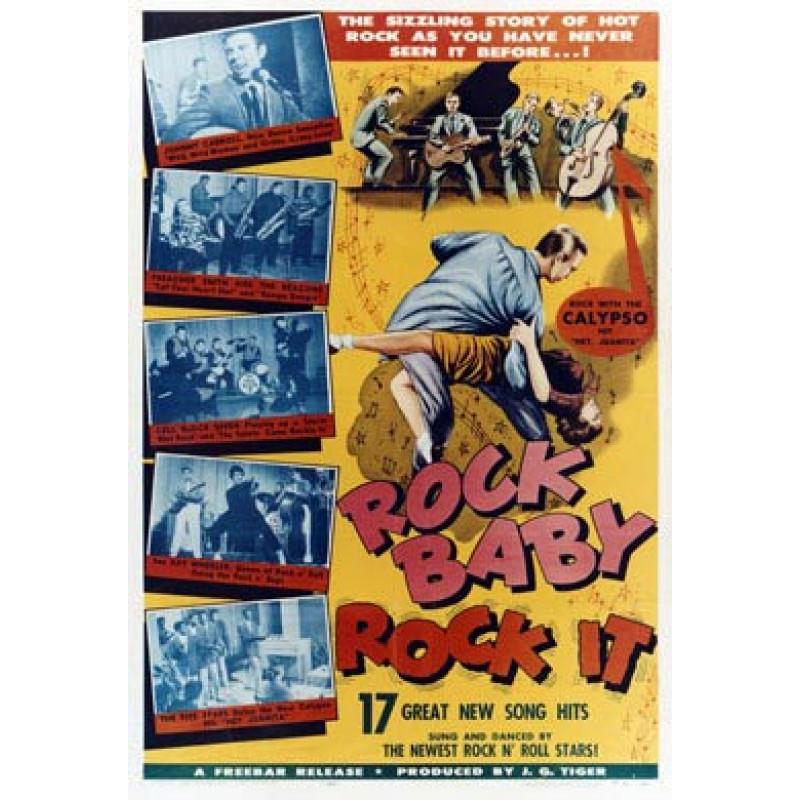 Rock Baby Rock It