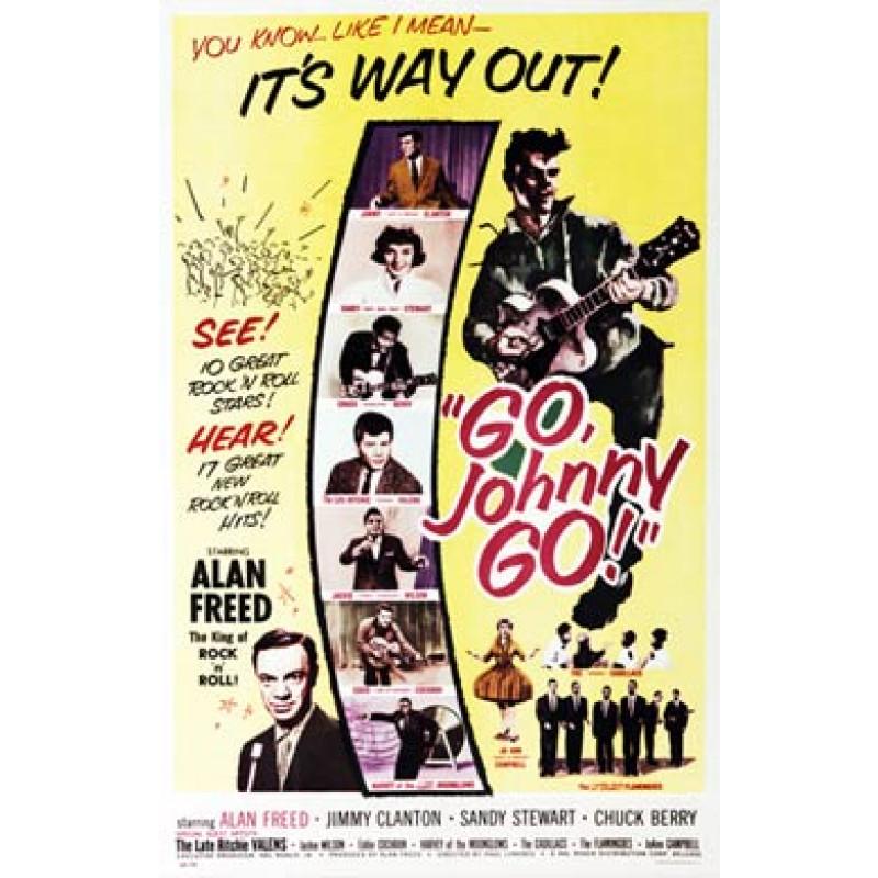 Go Johnny Go