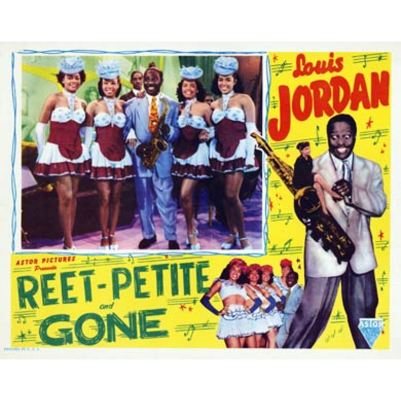 Reet-Petite and Gone