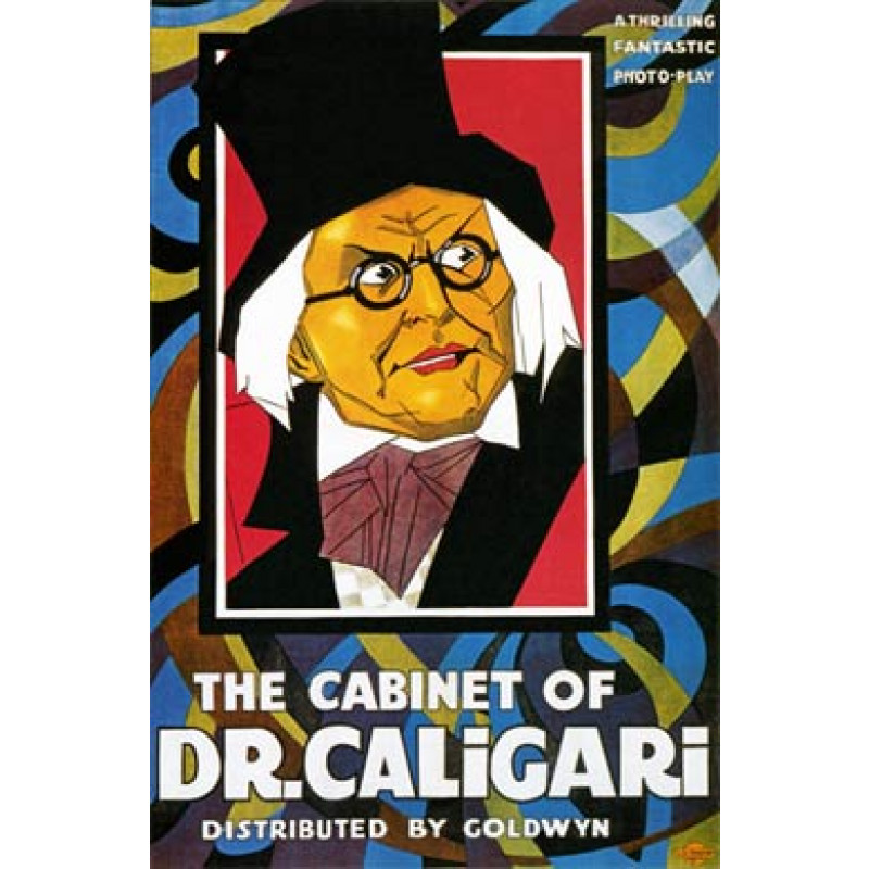 The Cabinet of Doctor Caligari, 1921