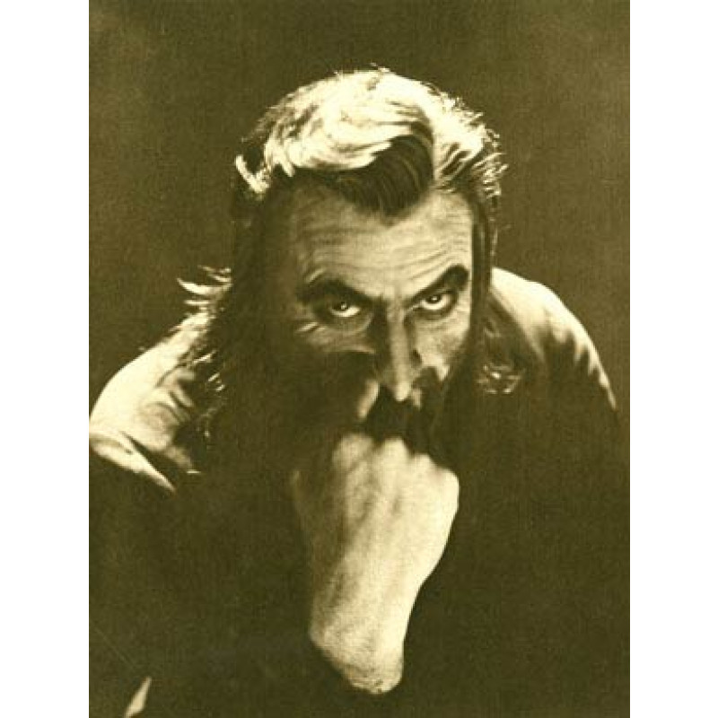 John Barrymore as Svengali