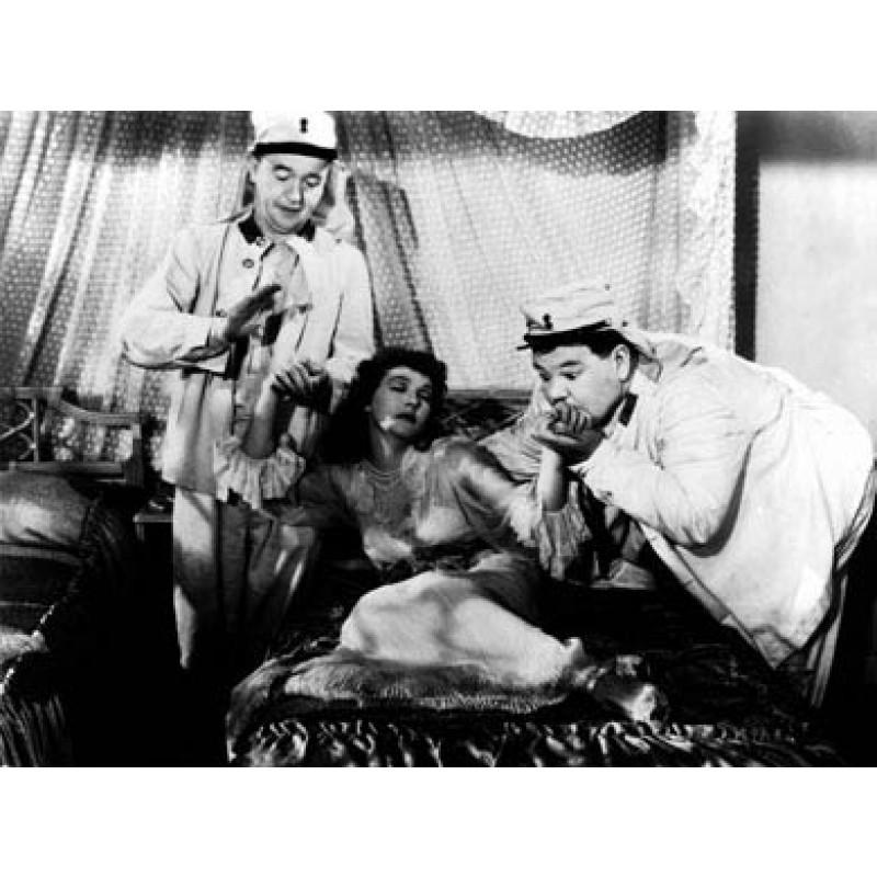 Laurel & Hardy, Flying Deuces