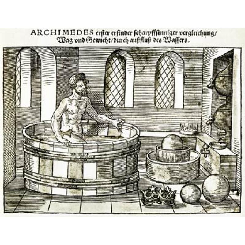Archimedes, Eureka