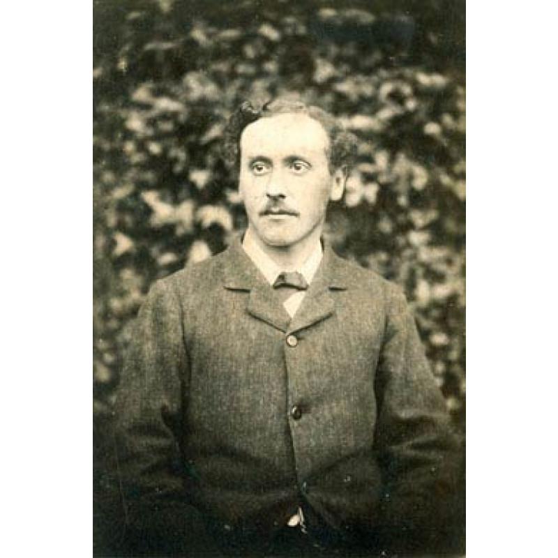 Herbert Gladstone, 1880