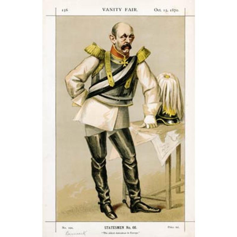 Otto Von Bismarck, 1870