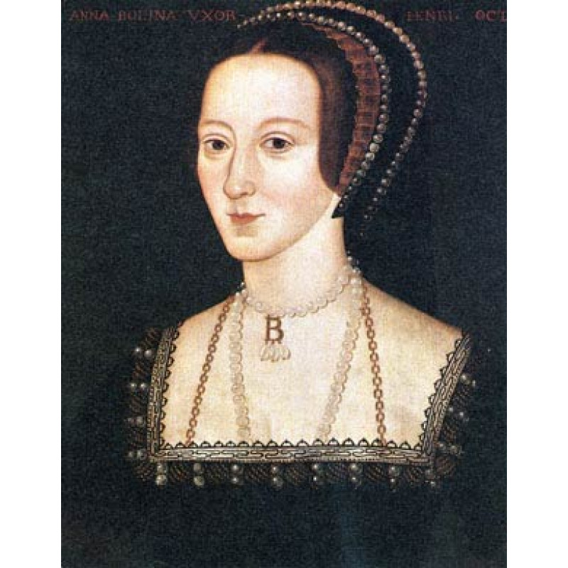 Anne Boleyn, 1533