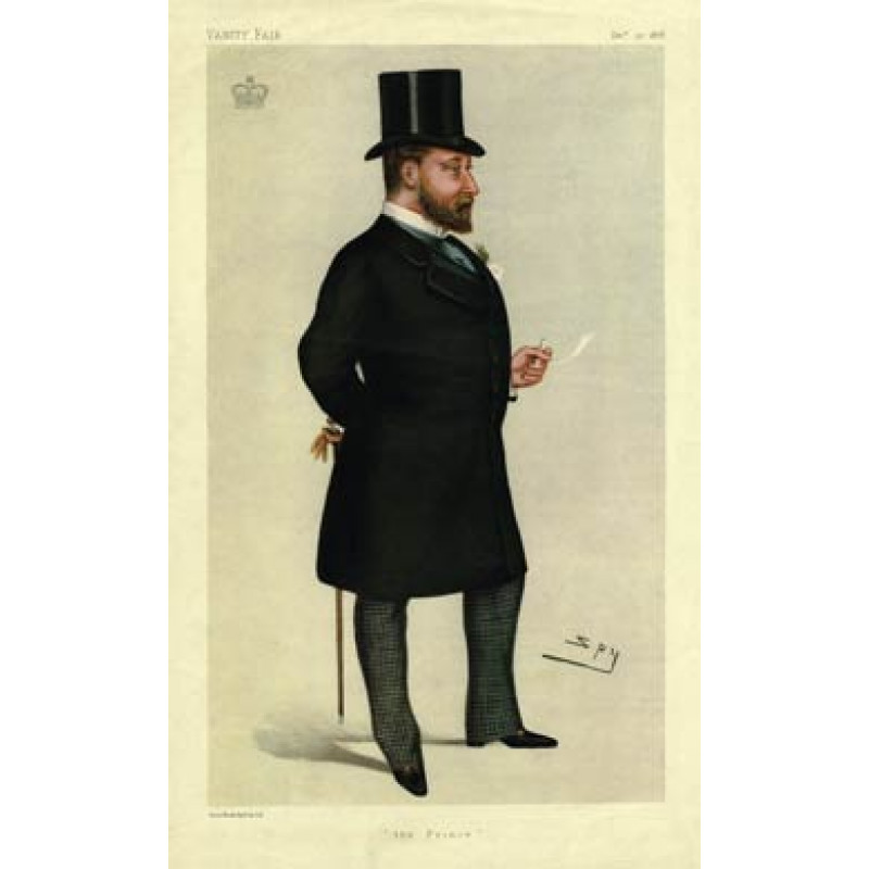 Prince of Wales, 1878