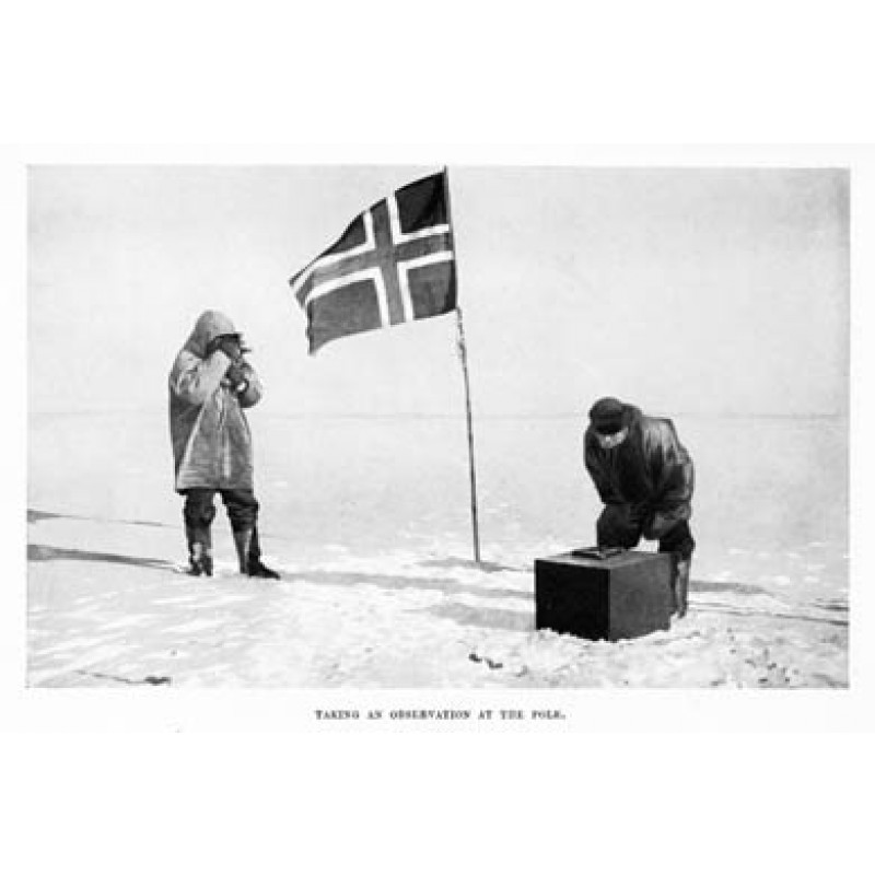 Norwegian Observation At The Pole