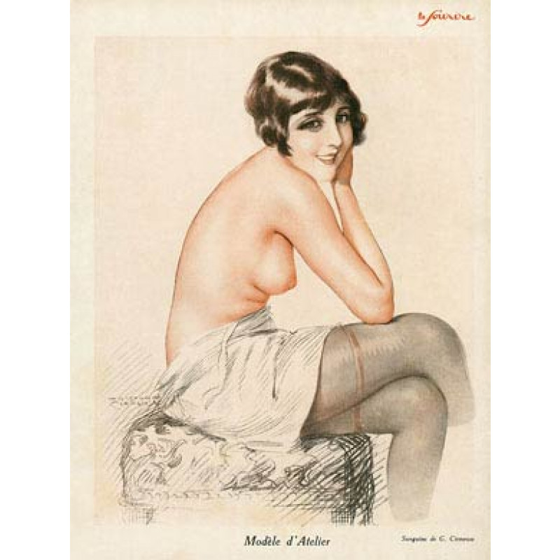 Modele D'Atelier, 1929