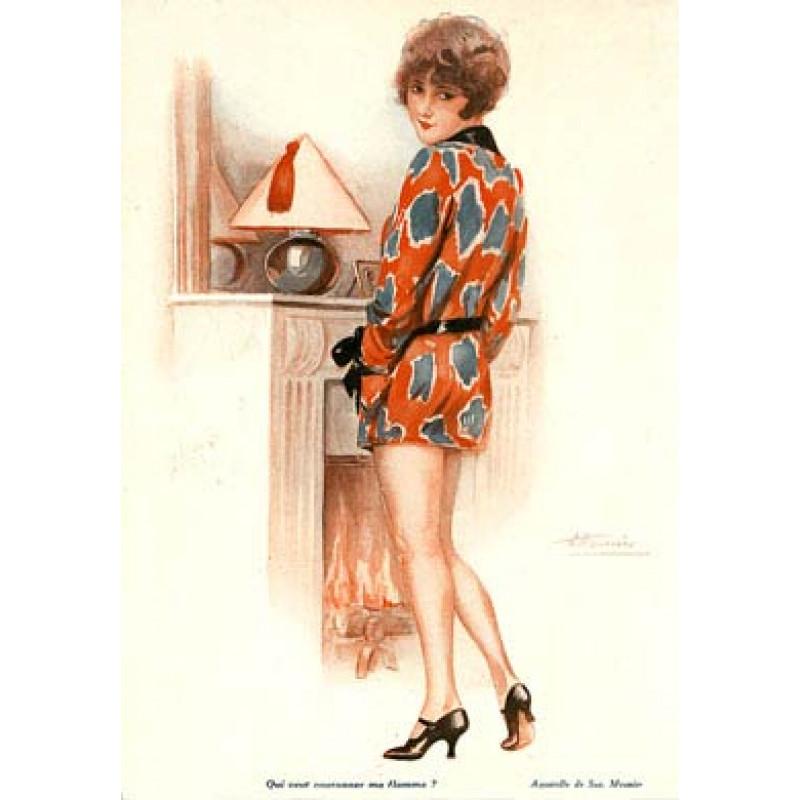 Couronner Ma Flamme, 1929