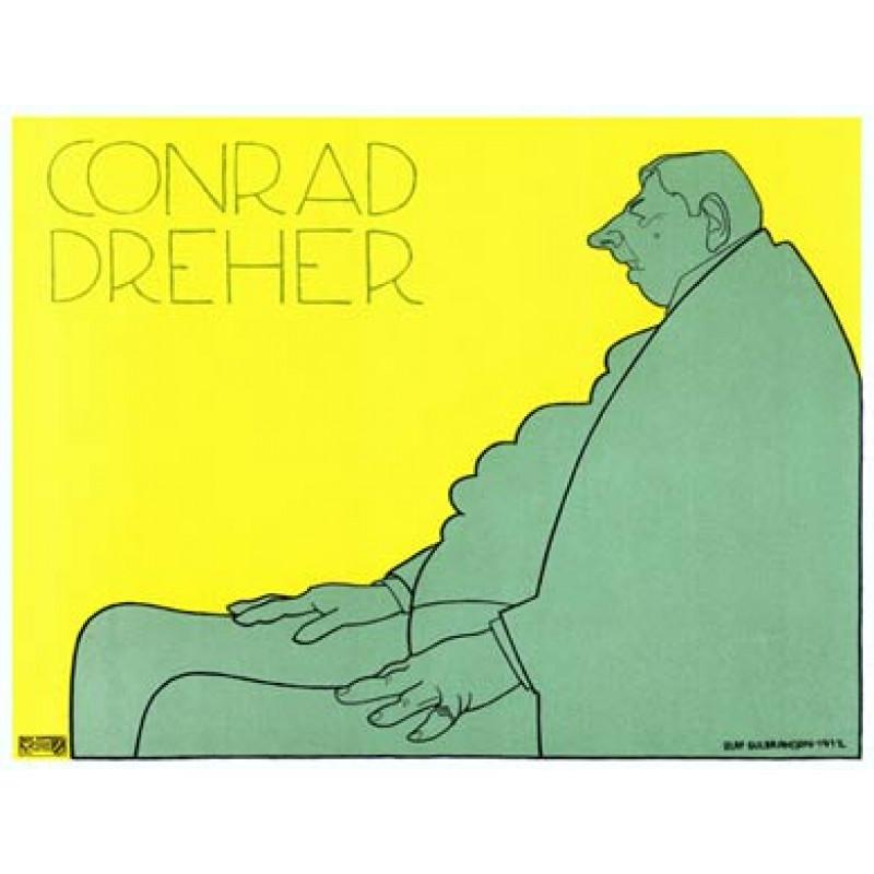 Conrad Dreher, 1912