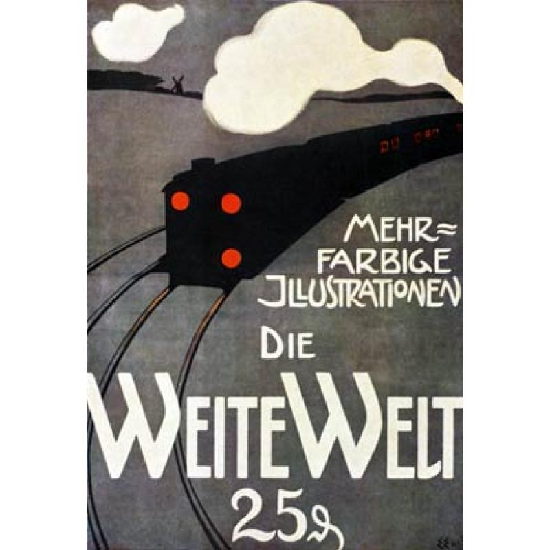 Weite Welt, 1900