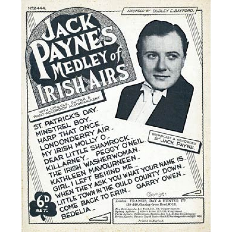 Jack Payne's Medley