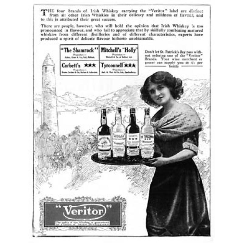 Veritor Irish Whiskey