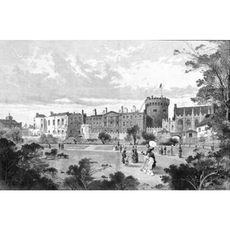 Dublin Castle, 1893