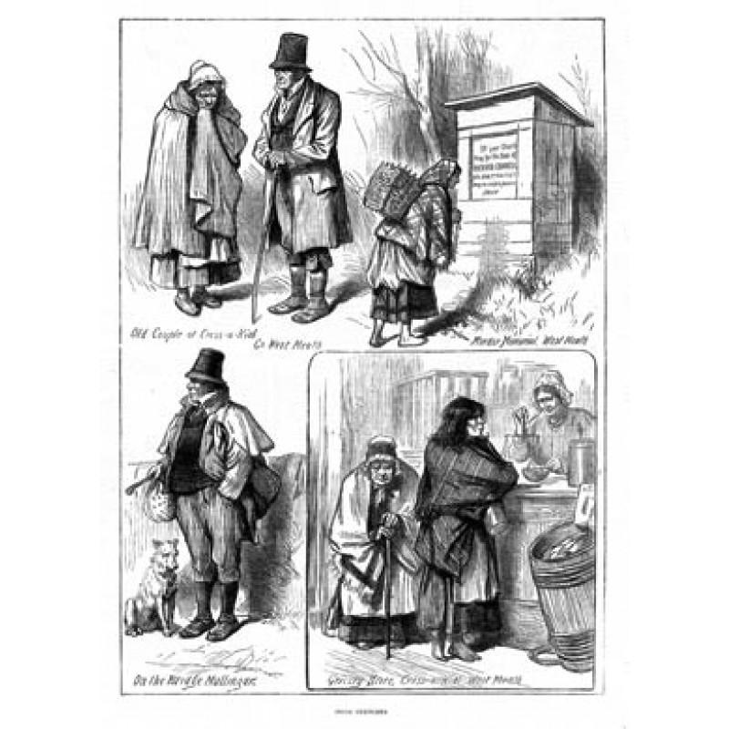 Irish Sketches, 1880