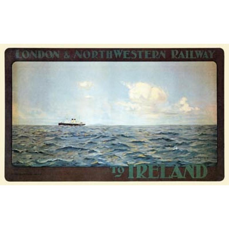 LNWR To Ireland, 1905