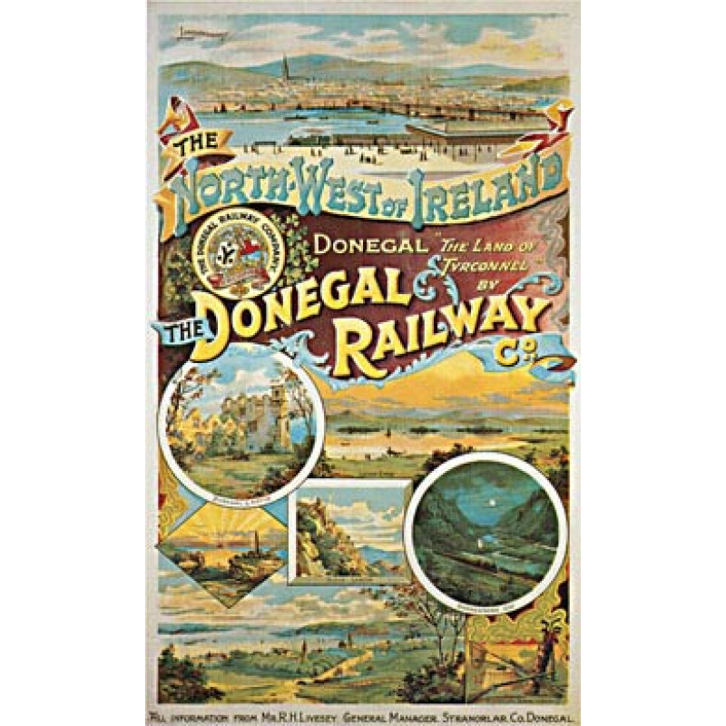 Donegal Railway 1903