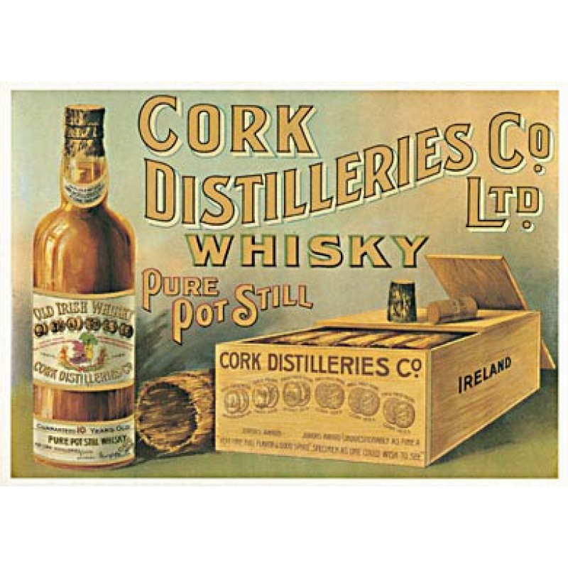 Cork Distilleries Whisky