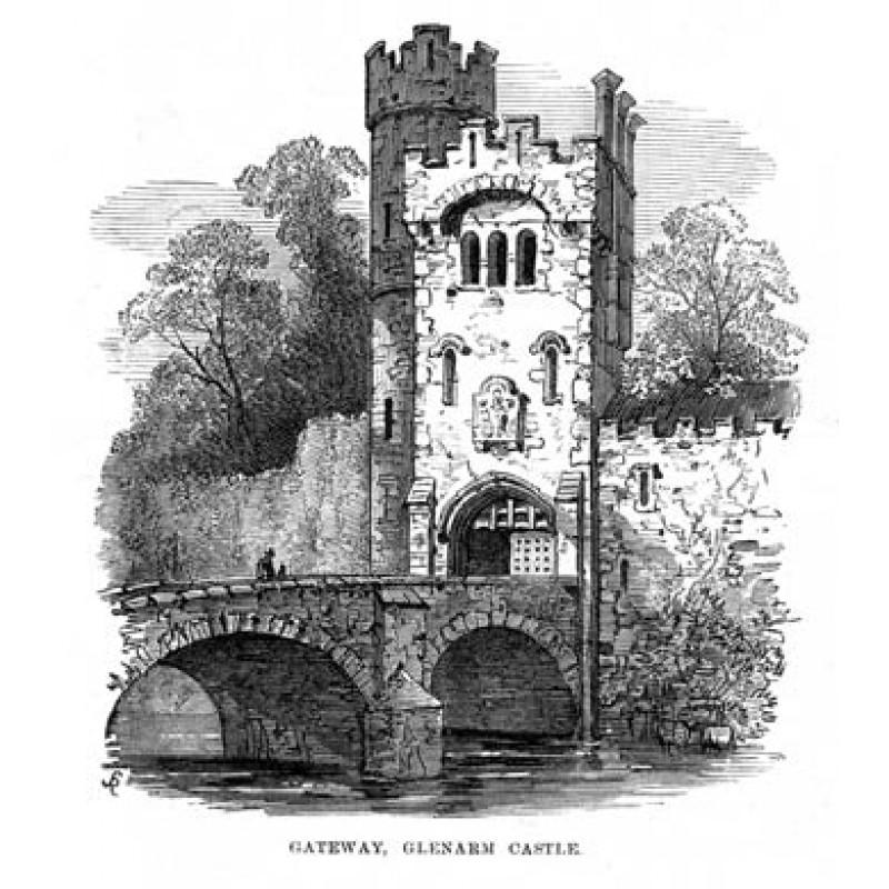 Glenarm Castle, 1874