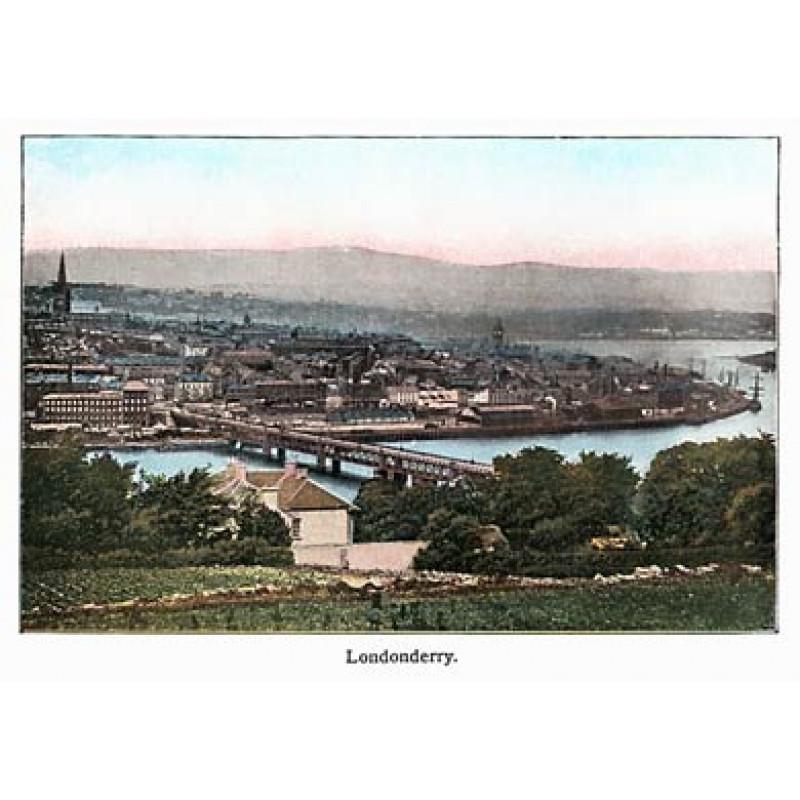 Londonderry, 1910