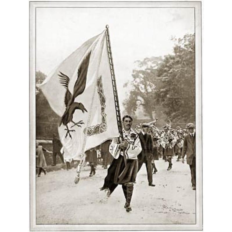 Killarney Piper, 1914