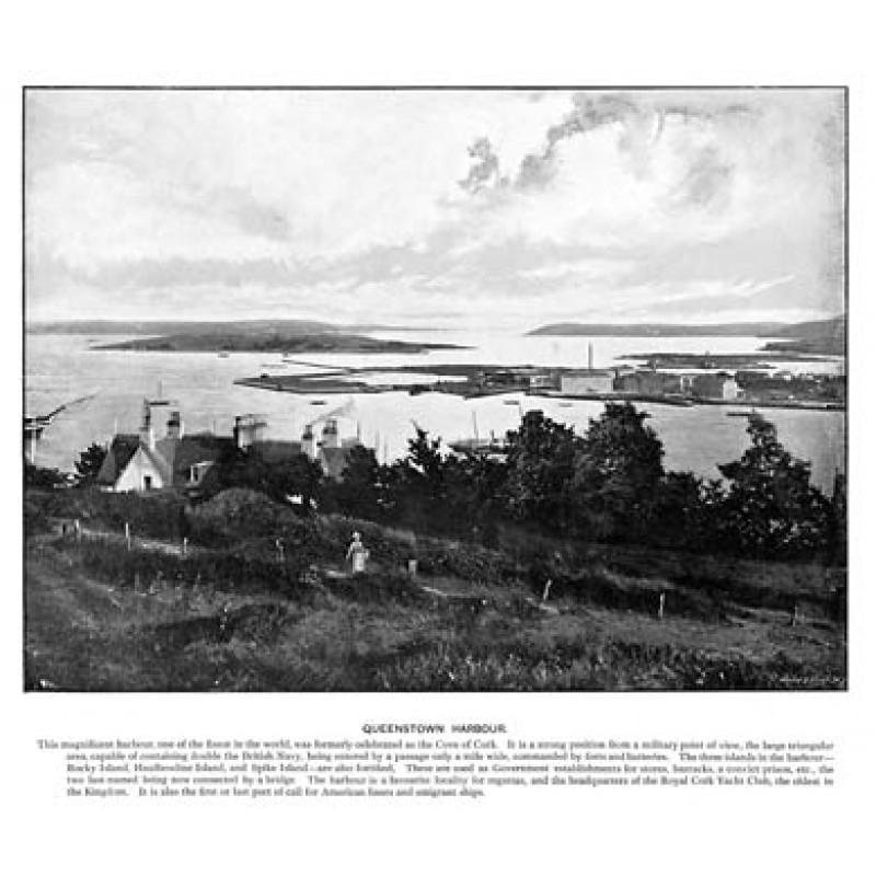 Queenstown Harbour, 1901