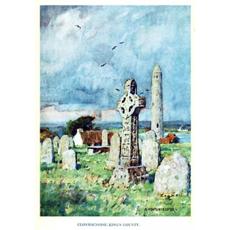 Clonmacnoise, King's County, 1925