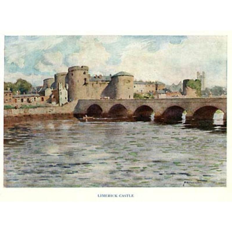 Limerick Castle, 1925