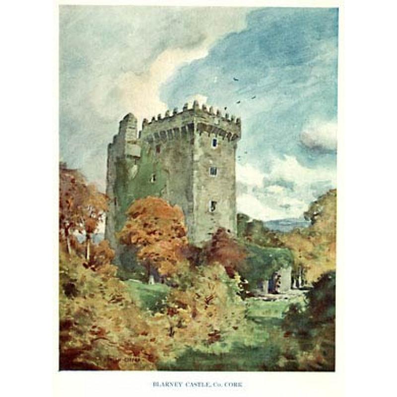 Blarney Castle, Cork, 1925