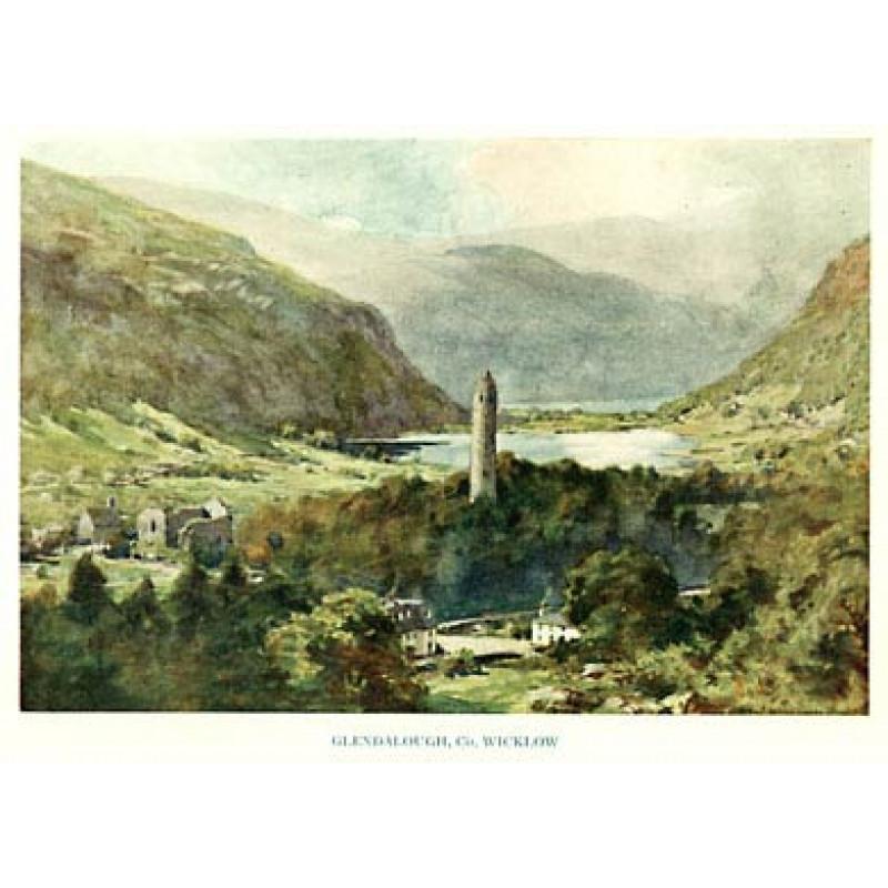 Glendalough, Wicklow, 1925
