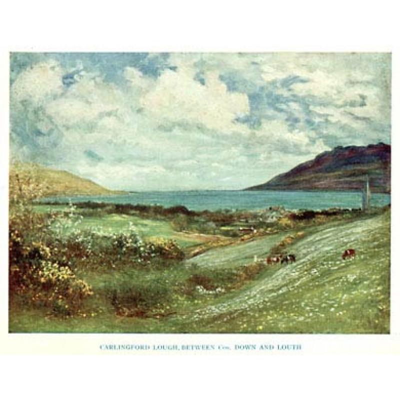 Carlingford Lough, 1925