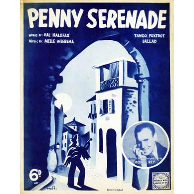 Penny Serenade, 1938