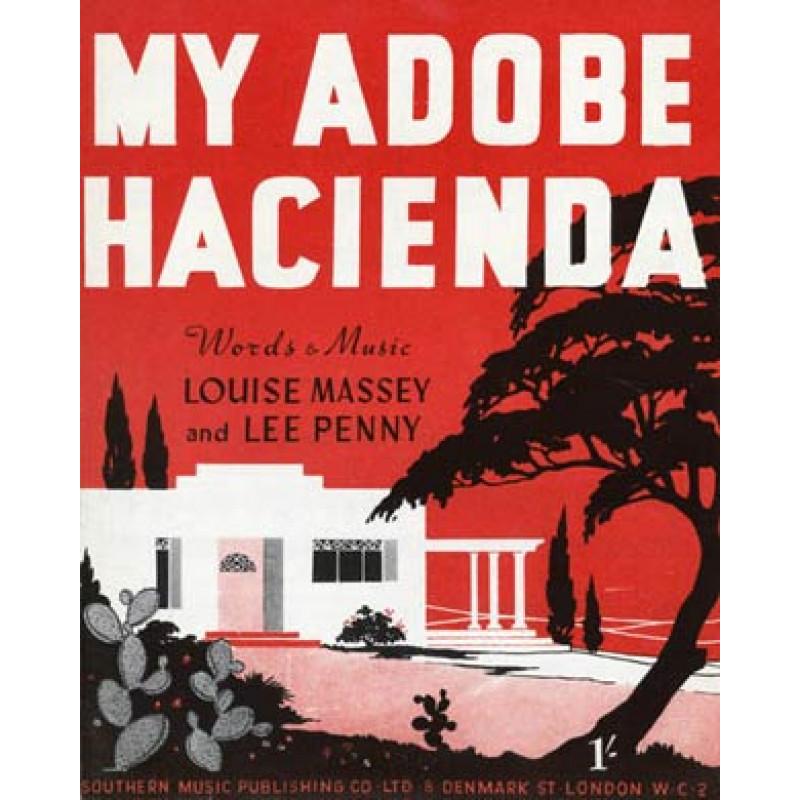 My Adobe Hacienda
