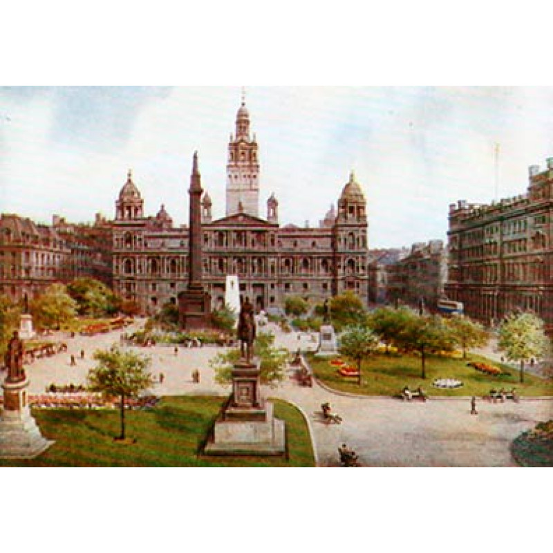 George Square, Glasgow