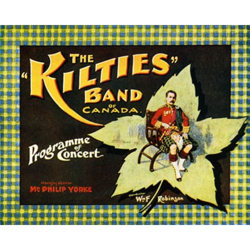 Kilties Band of Canada