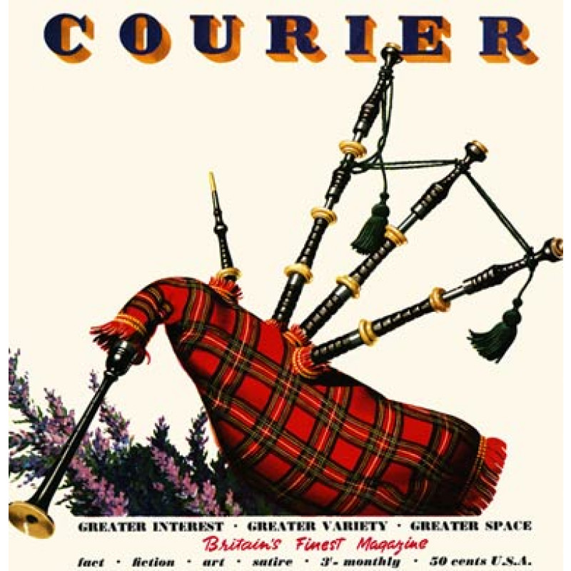 Courier, Bagpipes