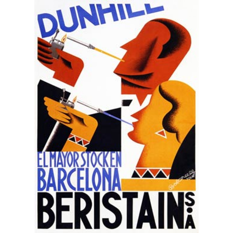 Beristain, Dunhill, 1932