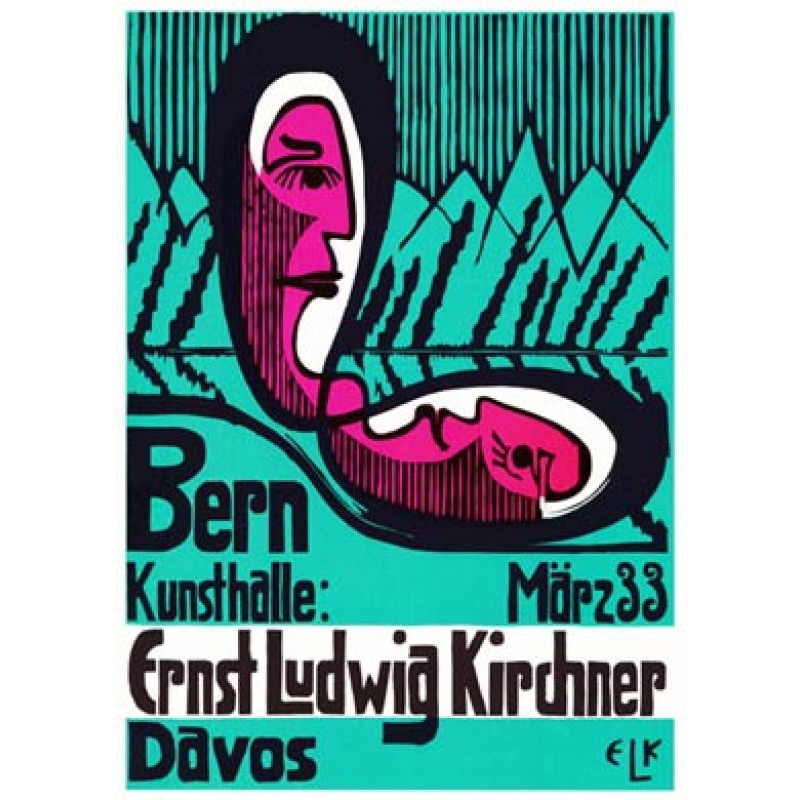 Ernst Ludwig Kirchner, Bern, 1933