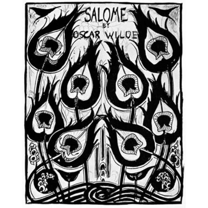 Salome, Cover Design