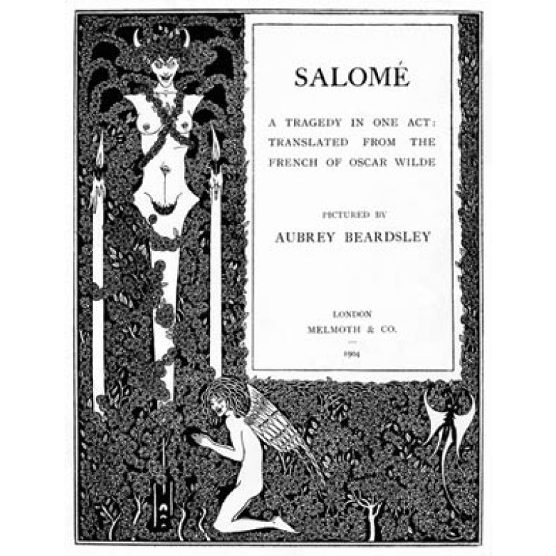 Salome, Title Page