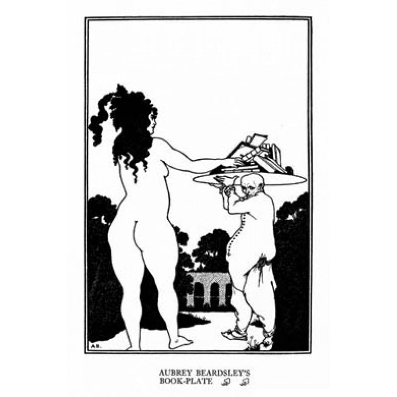 Aubrey Beardsley, Book-Plate