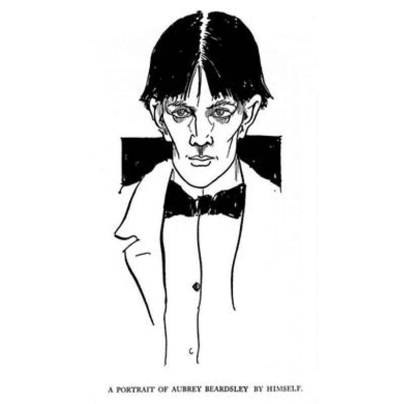 Aubrey Beardsley, Self-Portrait