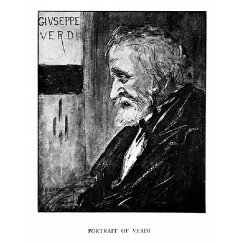 Aubrey Beardsley, Guiseppe Verdi