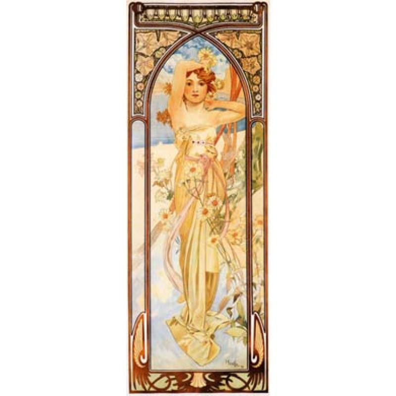 Mucha, Brightness Of Day, 1899